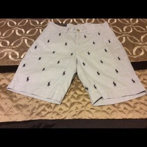 New~ Polo walking shorts size 29